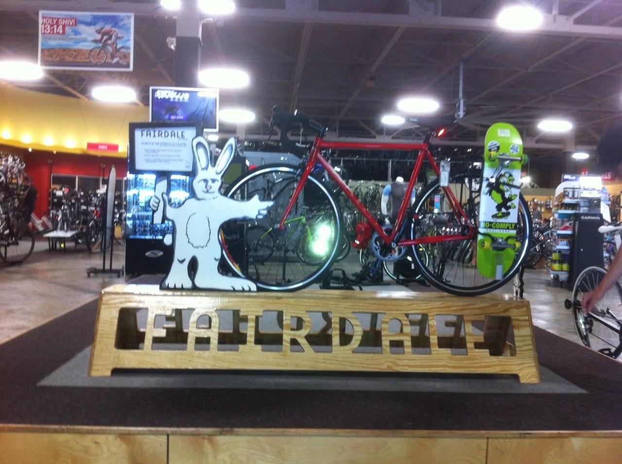 Bike Display Fairdale Bikes