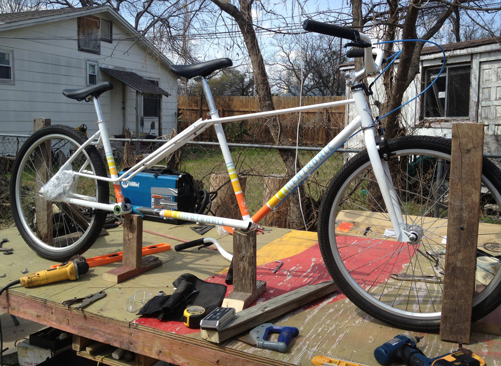 Flyer Tandem Project | Fairdale Bikes