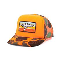 Orange Camo Swan