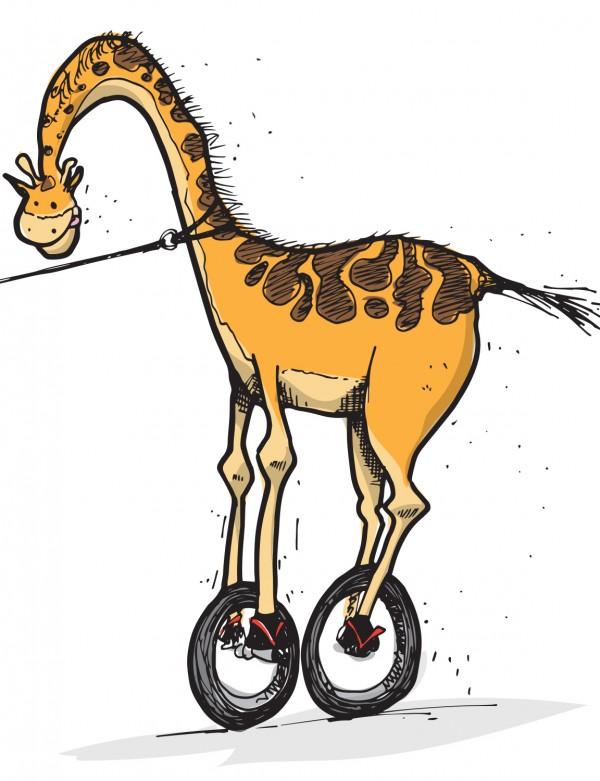 giraffe pet pegs