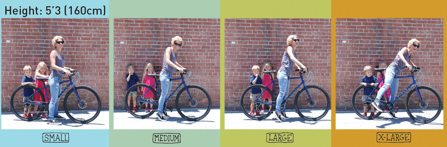 Bike sizing through the internet is hard | Fairdale Bikes