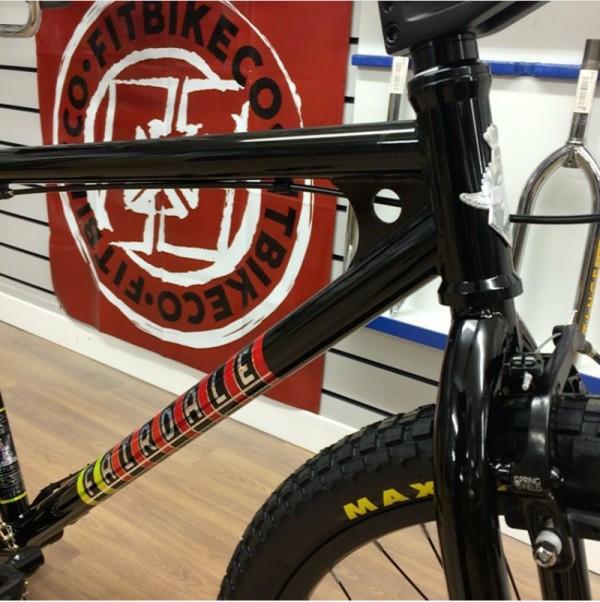 alans bike